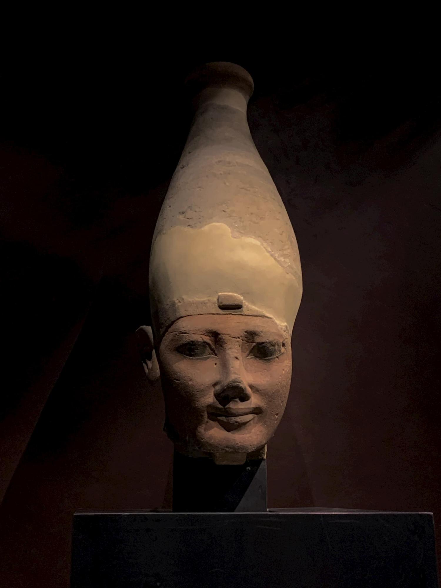 Volto egizio
