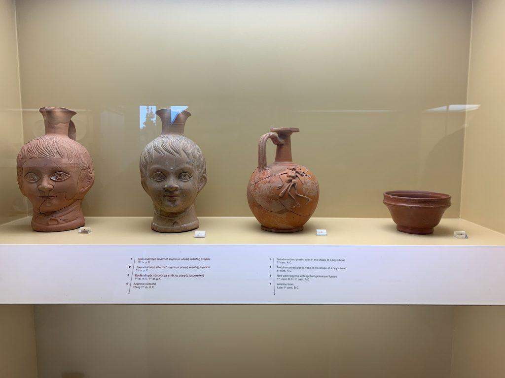stoà di Attalo museo