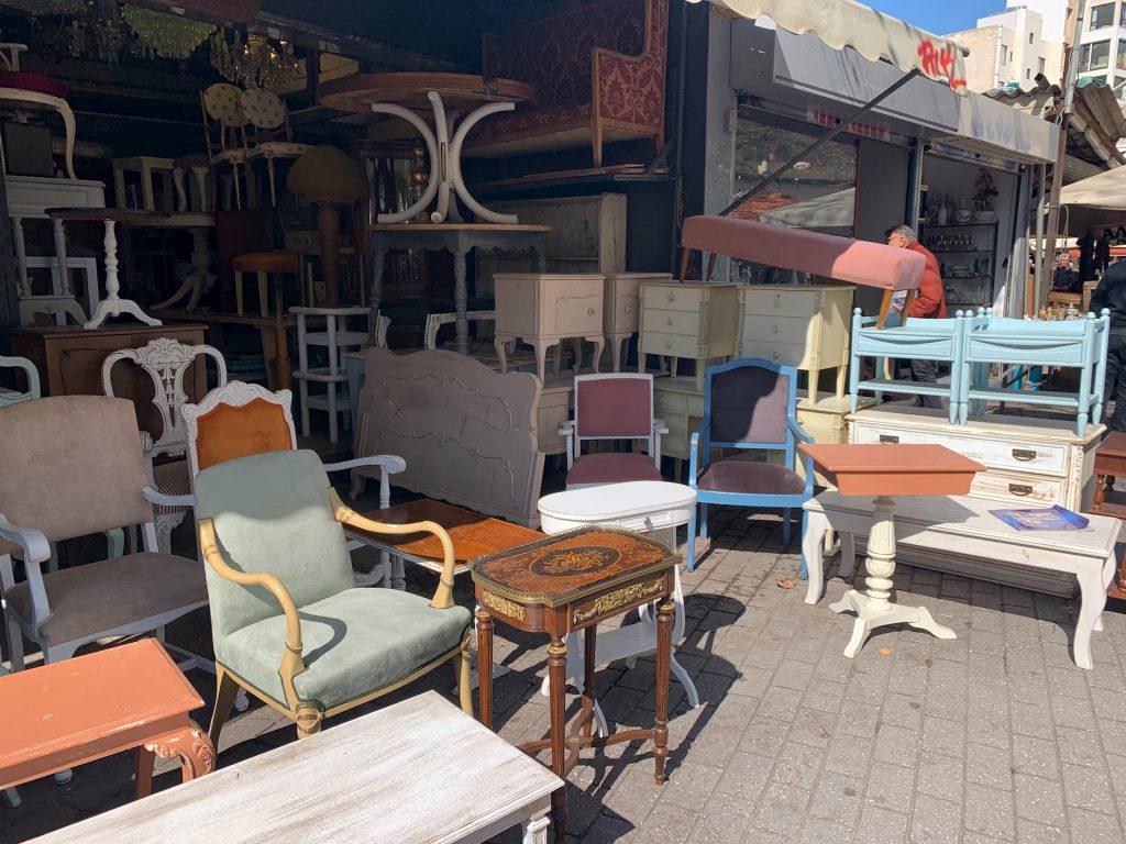 mercato delle pulci Monastiraki